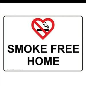 Accessories - All items come from a smoke free home.